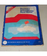 Mechanics Automotive Air Conditioning Repair Manual 16554 GM Draf Allen ... - $16.02