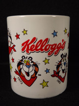Kellogg's Tony the Tiger Through the Years Advertising Mug Cup Coffee Tea Cocoa - $21.77