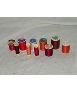 Sewing Thread 10 Spools Gutermann Quilting 18399 Coats Clark Signature - $12.91
