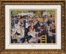 RENOIR  A Ball at the Moulin de la Galette  22x28 - $57.81