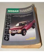 Nissan Chilton's 1970 - 88 Pick-ups Pathfinder Repair Manual 16566 - $13.99