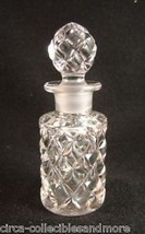Perfume Bottle Diamond Pattern Stopper Turning ... - $38.56