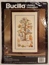 Bucilla All Creatures Counted Cross Stitch Kit 40770  Linda Gillum Seale... - $22.76