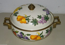 Tabletops unlimited Essence serving dish casserole 4 Quart Round 16197 - $39.19
