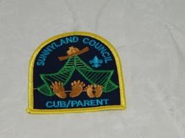 Boy Scouts Patch Scout Sunnyland Council Cub Parent 18194 - $9.49
