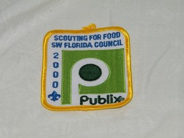 2000 Boy Scouts Southwest Florida Council  Scout 18187 Scouting for Food - $9.49