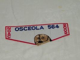 2002 Boy Scouts Patch Scout 18190 Osceola Florida NOAC 564 - $9.49