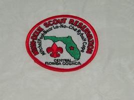 Boy Scouts Patch Winn Dixie Scout Reservation Central Florida Council 18195 - $9.49