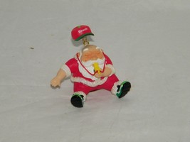 SANTA COACH Christmas Ornament Xmas Claus Clause Sports 19177 - $13.99