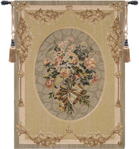 Petit Bouquet European Tapestry Wall Hanging - $250.85