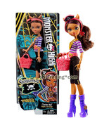 Year 2016 Monster High Shriekwrecked Series 11 Inch Doll - CLAWDEEN WOLF - $34.99