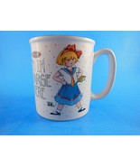 Mary Engelbreit Ceramic Coffee Mug Cup Okay I'm in Charge Here   - $9.89