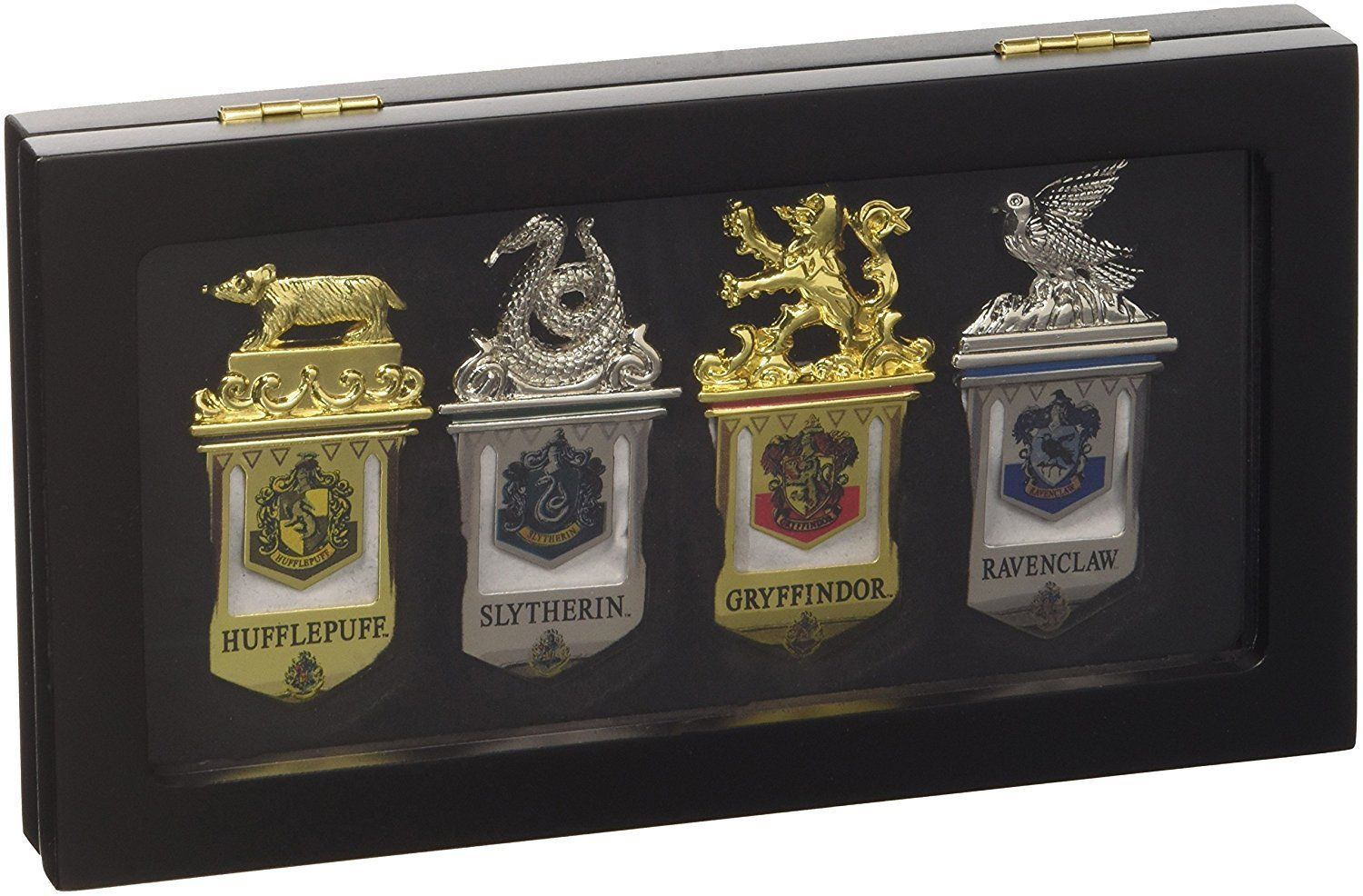 Harry Potter Hogwarts Bookmarks Brand New Officially Authorized Pack of 4