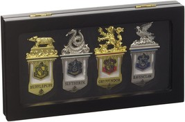 Harry Potter Hogwarts Bookmarks Brand New Officially Authorized Pack of 4 - $27.10