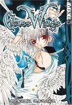 Glass Wings Manga TokyoPop Graphic Novel - $12.50