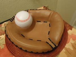 Singing Baseball Mitt Glove Chip & Dip Bowl - $19.99