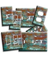 OLD RUSTED WORN OUT COPPER RUSTIC GREEN PATINA ... - $9.99 - $21.99