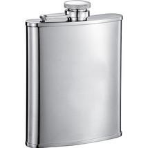 Visol Edge Stainless Steel 6 oz Hip Flask - 6 oz - $21.85