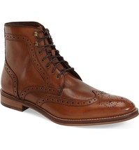 New Handmade Men Latest Style Real Leather Brown Ankle Boots, Men leathe... - $179.99