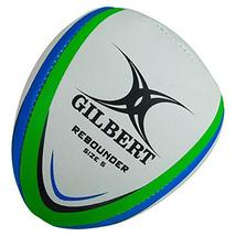 Gilbert Rebounder Match Trainer Rugby Ball image 2
