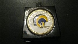 Los Angeles Rams AVON After Shave Bottle Decanter WILD COUNTRY 6oz Footb... - $9.89