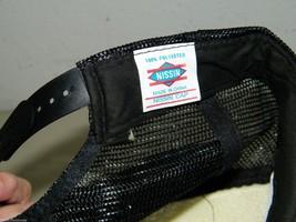 Vintage Harrah's 1990 Black Baseball Hat Cap Ball Base Harrahs 17399 image 2