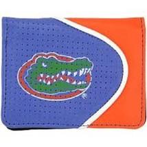Florida Gators  NCAA Perf-ect  Team Colors & Logo Money/Card Wallet Oran... - $14.84