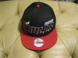 Chicago Bulls Hat Cap Adjustable Snapback NBA Official Licensed 59Fifty - $14.84
