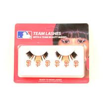 MLB San Francisco Giants Eyelash Extension Little Earth Decal Beauty Or... - $9.89