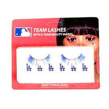 MLB Los Angeles Dodgers Eyelash Extension Little Earth Decal Beauty Blu... - $8.90