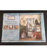 PLAID Gallery Glass Holiday Decor Kit. Create more than 20 holiday proje... - $19.60
