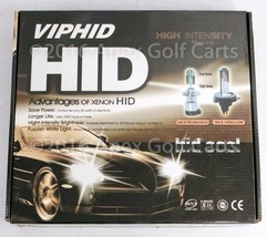 Xenon VIPHID Conversion Kit, High Intensity Discharge Lamp system 4300k - $53.89