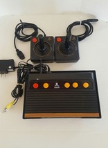 Atari Flashback 3 Classic Game Console With Two Controllers Cables 60 Games - $22.43