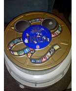 The Wonderful World of Disney Trivia Game In Collectible Tin By Mattel - $40.00