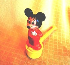 Vintage Mickey Mouse Bubble Pipe Disney - $11.63