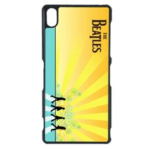 Beatles Sony Z3 case Customized premium plastic phone case, design #11 - $12.86