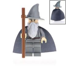 The Hobbit Gandalf the Grey Wizard and Witch Hat Minifigure Single Sale ... - $1.99