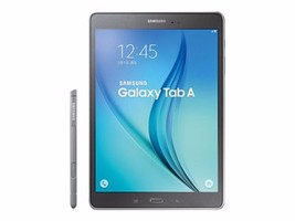 """Samsung Galaxy Tab A - Tablet - Android 6.0 (Marshmallow) - 16 GB - 8"""" P... - $233.99"""
