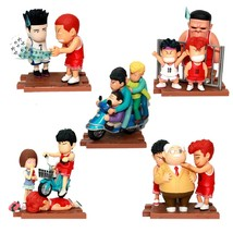 Anime Slam Dunk Figure Toy Sakuragi Hanamichi Garage Basketball Collection - $53.88