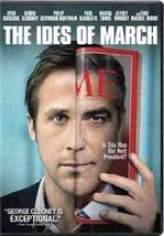 DVD - The Ides of March DVD  - $11.94