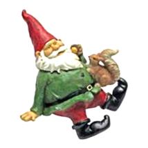 Osbert, the Garden Gnome Shelf Sitter Statue - $26.45