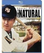 The Natural Blu-ray 1984 Brand New - $19.50