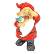 Gezundheit Gunther, Sneezing Garden Gnome Statue - $32.00