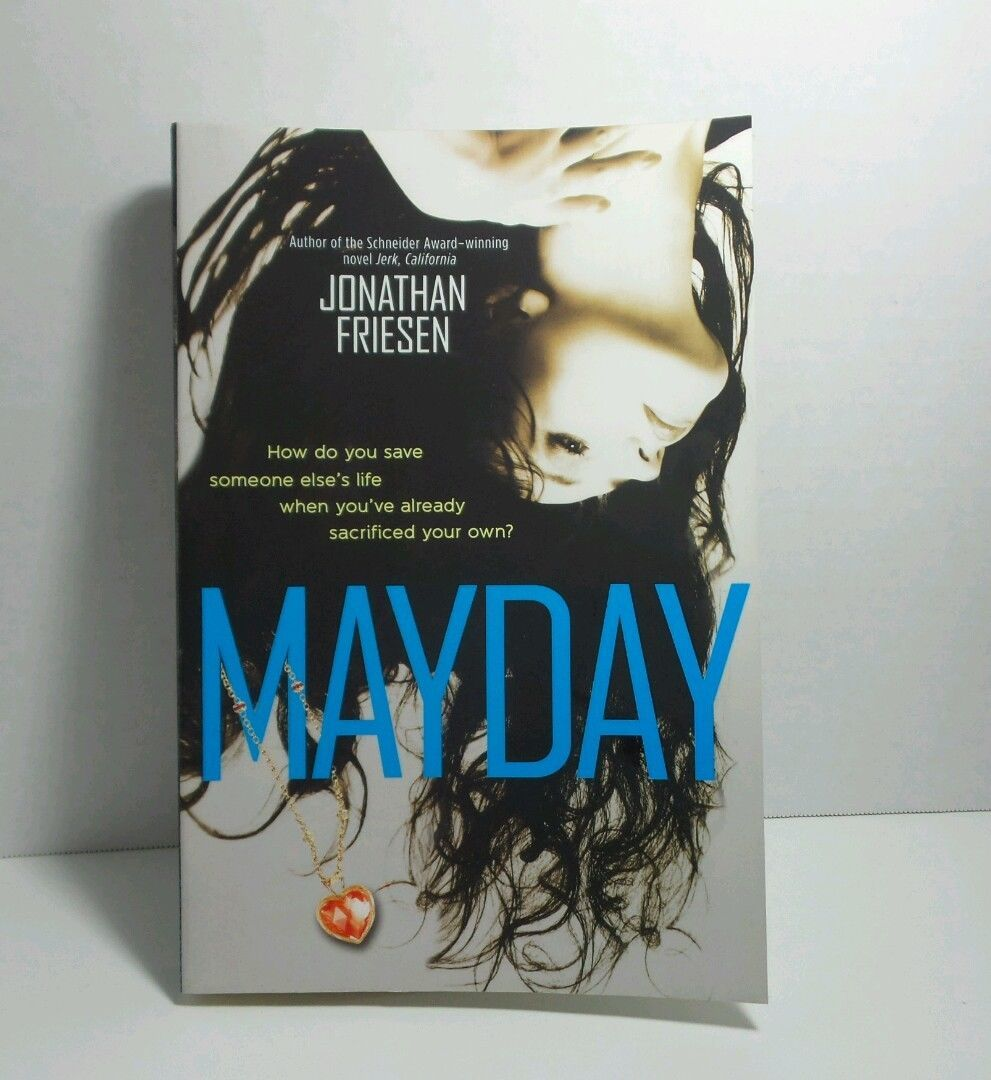 Mayday by Jonathan Friesen (2014, Paperback)