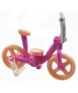 2000 Polly Pocket Doll Vintage Accessory Disk Player - Bicycle - $7.50
