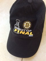 Boston Bruins 2011 Stanley Cup Fitted Cap - $9.49