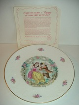 1979 Royal Doulton Valentine Plate with COA - $17.99