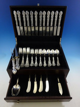 Versailles by Gorham Sterling Silver Flatware Set For 12 Service 64 Pieces - $5,750.00