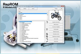 2005-2014 BMW HP2 Enduro / HP 2 Megamoto RepROM Multilingual Service Manual DVD - $12.00