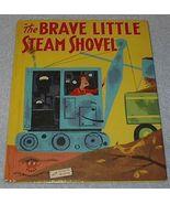 Wonder Book The Brave Little Steam Shovel - $6.95